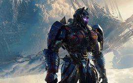 Transformers : Le Dernier Chevalier revient avec une nouvelle affiche en mode déprime