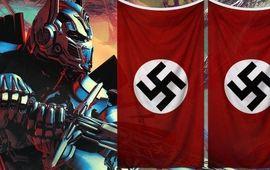 Transformers 5 : Anthony Hopkins raconte l'Histoire cachée des robots dans un teaser explosif