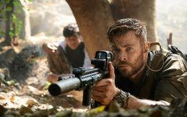 Après Tyler Rake, Chris Hemsworth retourne sur Netflix dans le gros film de science-fiction Spiderhead