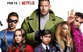 The Umbrella Academy : Ellen Page retourne chez les super-héros dans la bande-annonce de la nouvelle série Netflix