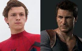 Bébé Uncharted : Tom Holland aimerait qu'une autre star Marvel interprète Sully