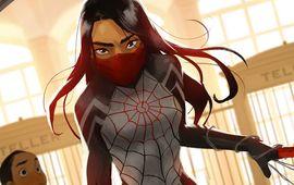 Après Venom, Sony annonce un autre spin-off Spider-Man : Silk
