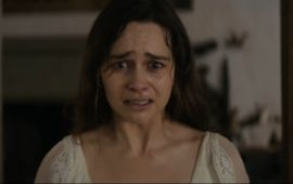 Voice From the Stone : Emilia Clarke inquiétante dans le trailer d'un film entre Hitchcock et Lucio Fulci