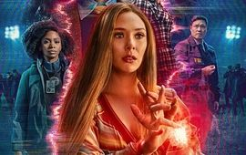 WandaVision Saison 1 épisode 7 : Retour chez Marvel