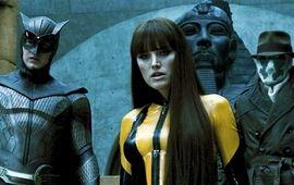 Watchmen : Malin Akerman revient sur l'expérience folle du film de Zack Snyder