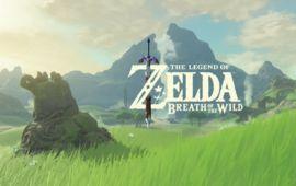 E3 : The Legend of Zelda : Breath of the Wild se dévoile dans une vidéo époustouflante
