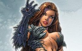 Le comics culte Witchblade aura bientôt droit à une nouvelle série télé