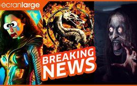 L'impasse française de Wonder Woman, Mortal Kombat arrive, Disney+ s'achète la France