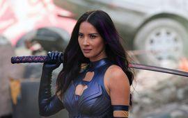 X-Men : Olivia Munn tacle Bryan Singer, Simon Kinberg et comprend les fans énervés contre les films