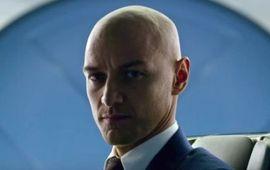 X-Men : Dark Phoenix : James McAvoy se confie sur ses problèmes à devenir chauve au quotidien