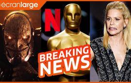 Justice League : le Snyder Cut divise, Netflix bouffe les Oscars et les César se vautrent (encore)