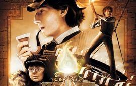 Le Secret de la Pyramide : le chaînon manquant entre Sherlock Holmes et Harry Potter