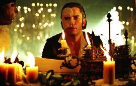 Le Fantôme de l'opéra : critique totale masquerade