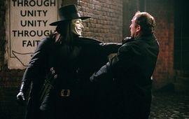 V pour Vendetta : critique anonyme