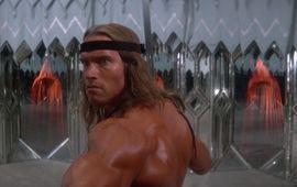 Conan le destructeur : critique de la honte
