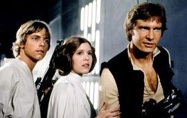 Star Wars Épisode IV : Un nouvel espoir - critique des étoiles
