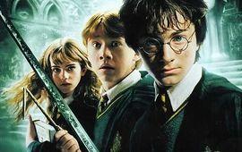 Harry Potter et la Chambre des Secrets : critique de serpent