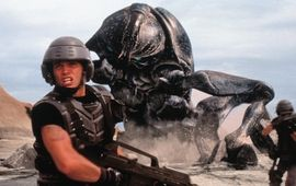 Starship Troopers : critique militaire