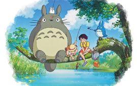 Mon voisin Totoro : critique sous la pluie