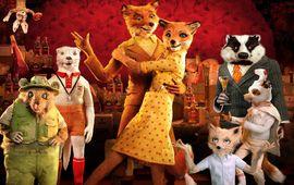 Fantastic Mr. Fox : critique au poil