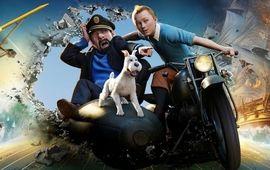 Les Aventures de Tintin : Le Secret de la Licorne - critique qui en pince (d'or)