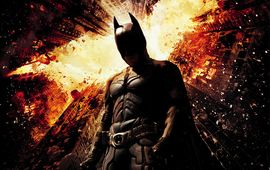 The Dark Knight Rises : critique qui a mal au dos