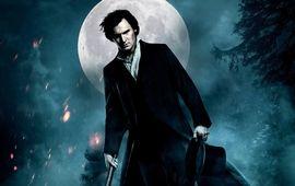 Abraham Lincoln, chasseur de vampires : critique des dents du navet