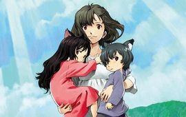 Les Enfants loups Ame & Yuki : critique à pas de loup
