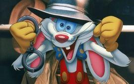 Qui veut la peau de Roger Rabbit ? : critique de toons