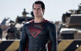 Man of Steel : critique Superman returns (again)