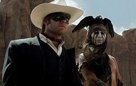 Lone Ranger, naissance d'un héros - critique cartoon