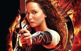 Hunger Games : L'embrasement - critique tout feu tout flamme