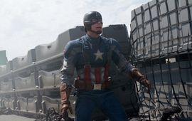 Captain America : Le soldat de l'hiver - Captain critique