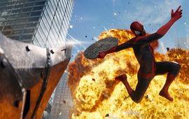 The Amazing Spider-Man : Le Destin d'un héros - critique qui tisse dans un violon