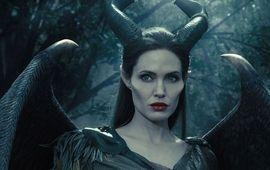 Maléfique : critique Jolie-cornes