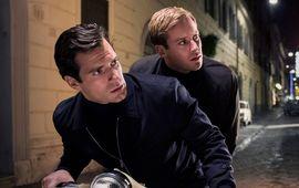 Des agents très spéciaux : Code U.N.C.L.E. - critique espionne