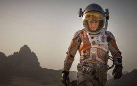Seul sur Mars : critique spatiale