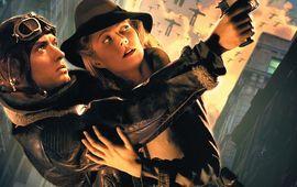 Le mal-aimé : Capitaine Sky et le monde de demain avec Jude Law et Gwyneth Paltrow