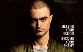 Imperium : Daniel Radcliffe se retrouve au milieu d'une émeute dans un premier long extrait