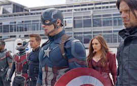 Découvrez le Captain America : Civil War que vous ne verrez jamais