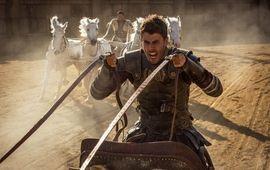 Box-office, le bilan : Ben-Hur bien parti pour être le plus gros flop de l'été avant le BGG de Spielberg