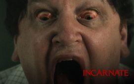 Après Insidious, le producteur Jason Blum revient dans la nouvelle bande-annonce de son Incarnate