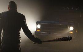 Walking Dead, saison 7 épisode 1 : purée de cervelle et Negan en folie
