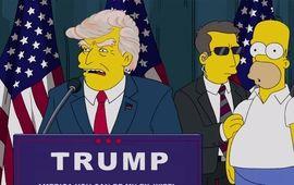 L'épisode culte : quand Les Simpson prédisait l'élection de Donald Trump en 2000