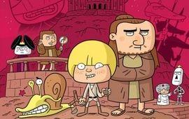 Star Wars : focus sur Naguère les Etoiles, la parodie azimutée en bande-dessinée