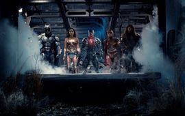 Justice League nous offre une nouvelle affiche bien classe
