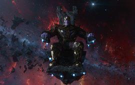 Avengers Infinity War : Thanos amoureux de la Mort ?