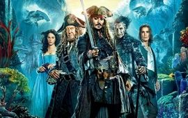 Pirates des Caraïbes 5 : La Vengeance de Salazar - Critique cartoon