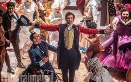 The Greatest Showman : Hugh Jackman et Zac Efron s'affichent dans une comédie musicale