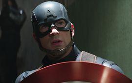 Chris Evans revient sur sa plus grosse frayeur pour Captain America